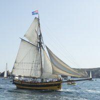 Le Renard dans le Goulet de Brest
