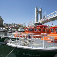 La SNSM présente ses bateaux